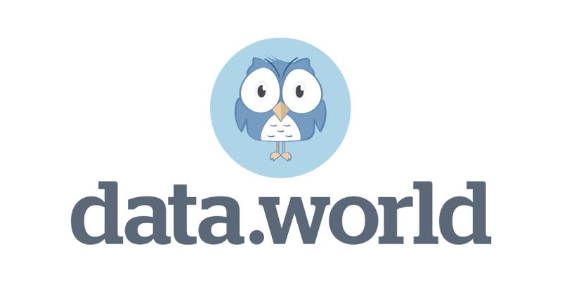sports data on data world | 327 datasets available